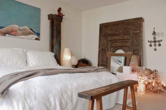 False Creek - eclectic - bedroom - by Heather Merenda