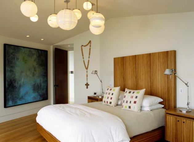 Laguna Beach Modern - modern - bedroom - orange county - by Tommy Chambers Interiors, Inc