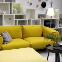 Отчет о международной выставке мебели в Кёльне: Тренд № 2 Весенние цвета