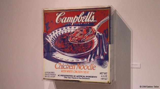 Warhol's souup