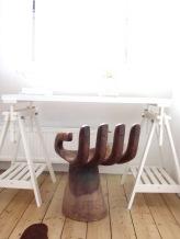 1. Hand chair