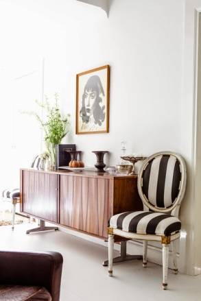 австралийский дом основательницы журнала fete. источник: designsponge. подсмотрено: myscandinavianhome