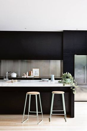 black kitchen 2