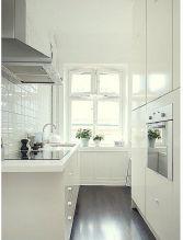 white with dark floor