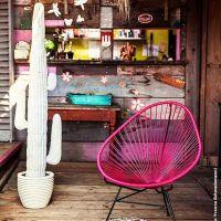 классики дизайна: стул акапулько