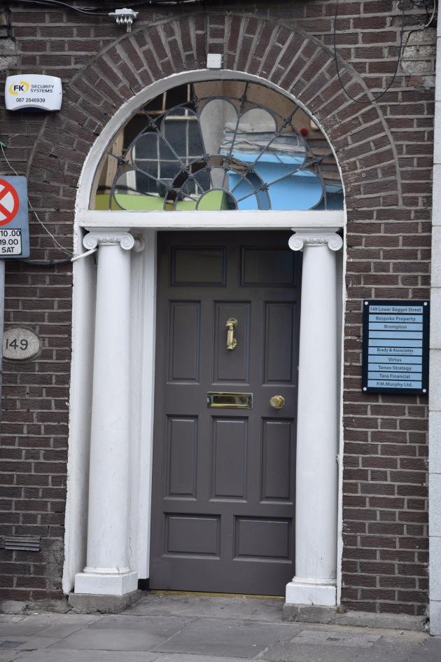 двери в дублине
