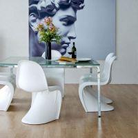 классики дизайна: стул пантон
