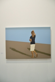 """Ruth Bussmann – """"Passanten(35"""", 2015"""