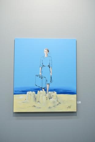 Petra Kaindel – Welcome home, 2014